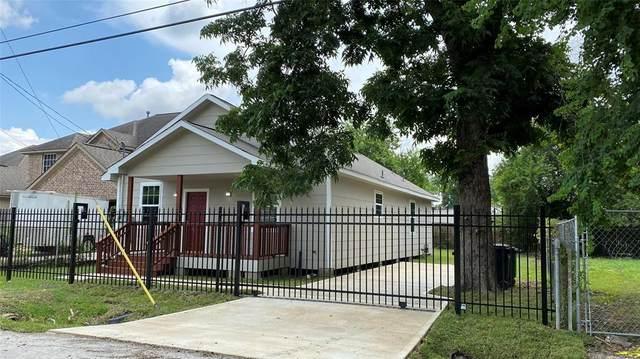 2904 Kirk Street, Houston, TX 77026 (MLS #63001693) :: Giorgi Real Estate Group