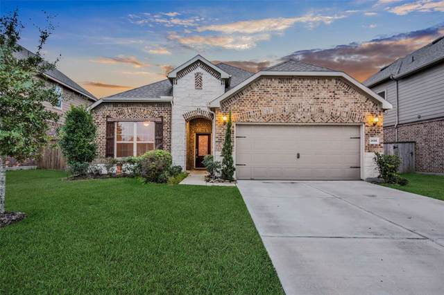 3426 Waverly Springs Lane, Pearland, TX 77581 (MLS #63004141) :: Texas Home Shop Realty