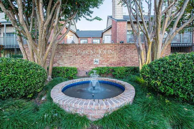 2829 Timmons Lane #106, Houston, TX 77027 (MLS #63020684) :: Texas Home Shop Realty