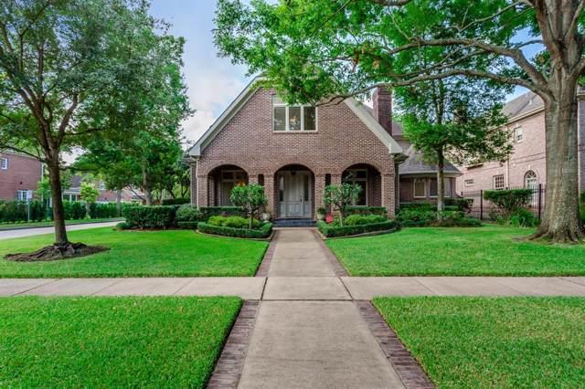 3501 Georgetown Street, Houston, TX 77005 (MLS #63024641) :: The Heyl Group at Keller Williams