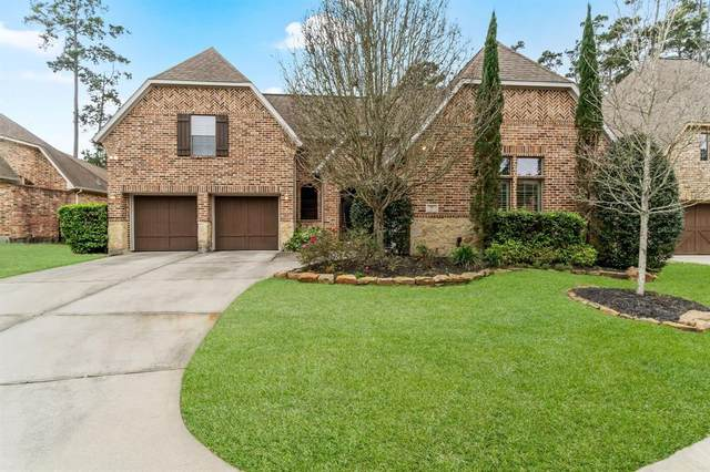 11 Violetta Court, The Woodlands, TX 77381 (MLS #63025085) :: Giorgi Real Estate Group