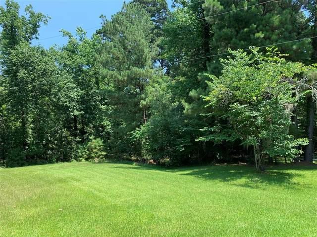 0 Mirror Lake Way, Coldspring, TX 77331 (MLS #63027525) :: My BCS Home Real Estate Group