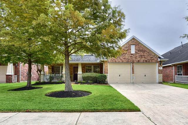 2309 Canyon Springs Drive, Pearland, TX 77584 (MLS #63027600) :: Christy Buck Team