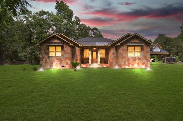11361 Amber Park Drive, Conroe, TX 77303 (MLS #63040607) :: All Cities USA Realty