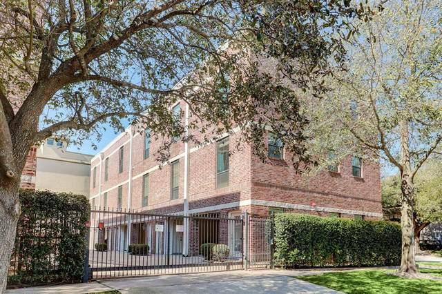 118 Mcgowen Street F, Houston, TX 77006 (MLS #63052925) :: Giorgi Real Estate Group