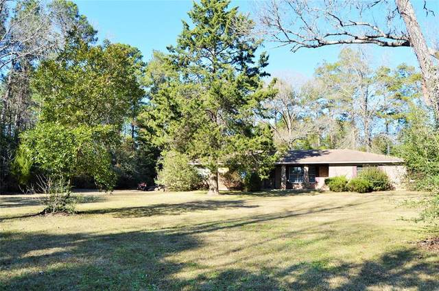 904 Benton Circle, Colmesneil, TX 75938 (MLS #63055820) :: Giorgi Real Estate Group