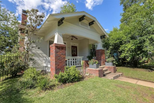 951 Woodland Street, Houston, TX 77009 (MLS #63065213) :: The SOLD by George Team