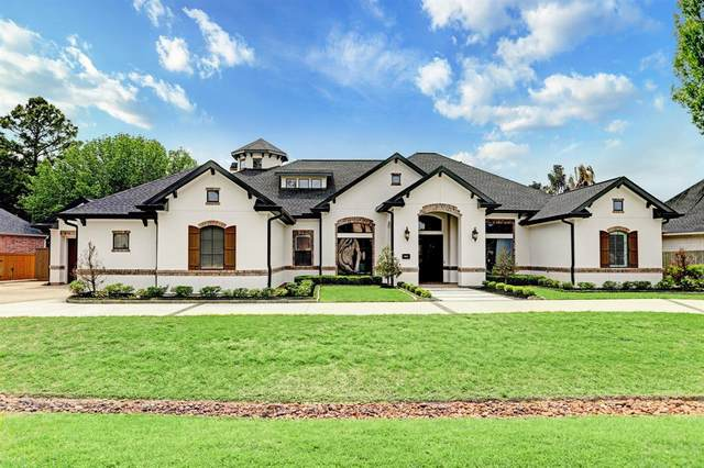 805 Shady Bend Lane, Friendswood, TX 77546 (MLS #63070632) :: The SOLD by George Team