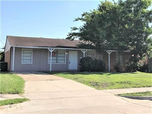 3814 Ripplebrook Drive, Houston, TX 77045 (MLS #63071072) :: The Bly Team