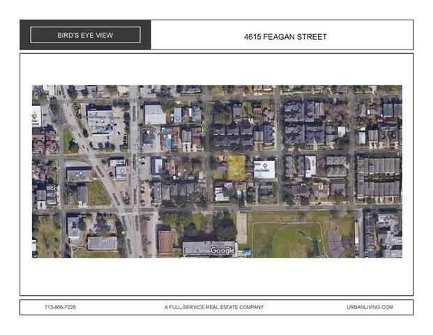 4615 Feagan Street, Houston, TX 77007 (MLS #63071399) :: Lerner Realty Solutions