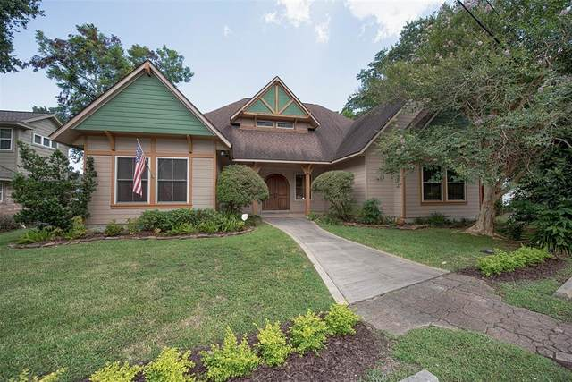3631 Bayshore Drive, Bacliff, TX 77518 (MLS #63074546) :: The Bly Team