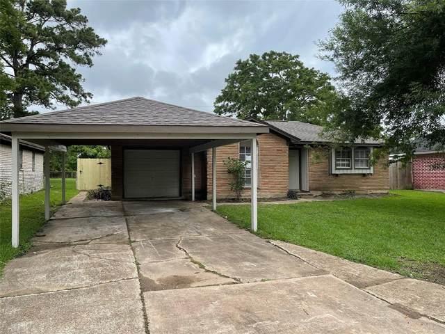 5414 Shirley Street, Baytown, TX 77521 (MLS #63090878) :: Bray Real Estate Group