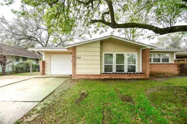 5755 Bellfort Street, Houston, TX 77033 (MLS #63096401) :: Caskey Realty