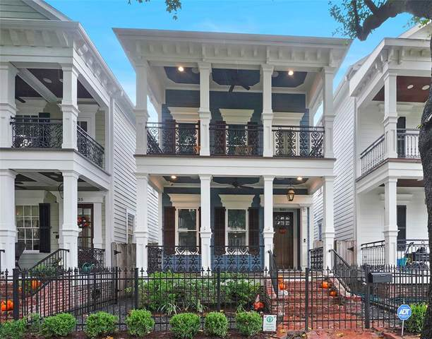 637 Allston Street, Houston, TX 77007 (MLS #63098866) :: Lerner Realty Solutions