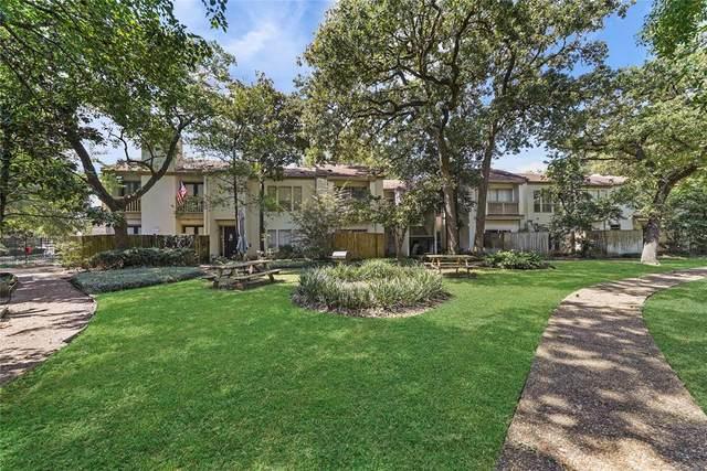 2100 Tanglewilde Street #451, Houston, TX 77063 (MLS #63105939) :: The SOLD by George Team