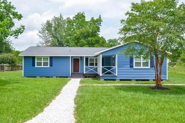 3210 4th Street, Brookshire, TX 77423 (MLS #63106381) :: Ellison Real Estate Team