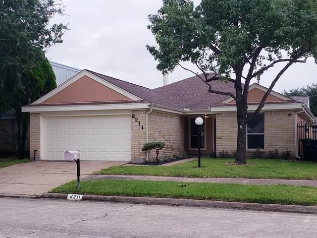 6211 Grandvale Drive, Houston, TX 77072 (MLS #63114568) :: Parodi Group Real Estate