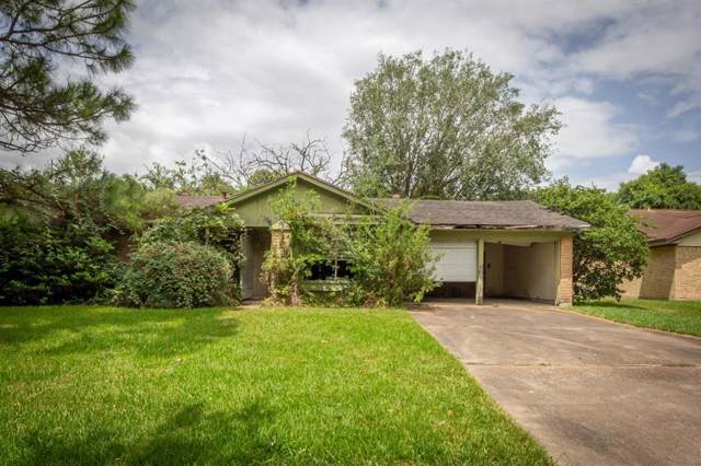 5202 Royal Oak Drive, Texas City, TX 77591 (MLS #63131002) :: Caskey Realty