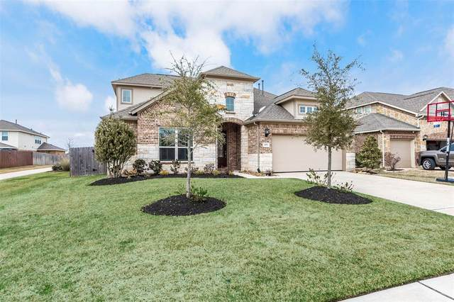 407 Westwood Drive, League City, TX 77573 (MLS #63139791) :: The Queen Team