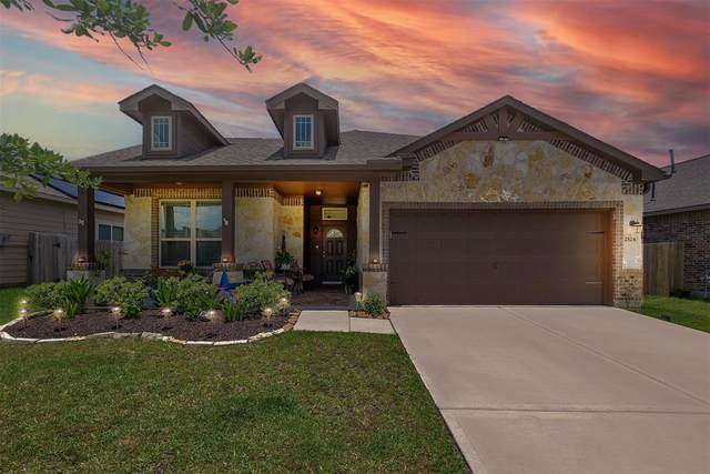 2524 Holly Laurel Manor, Conroe, TX 77304 (MLS #63162366) :: Giorgi Real Estate Group