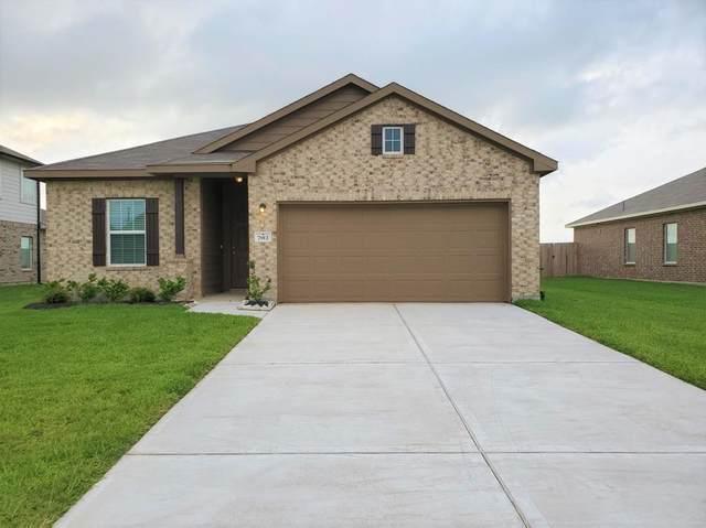 7912 Quartz Lane, Texas City, TX 77591 (MLS #63165982) :: Rose Above Realty