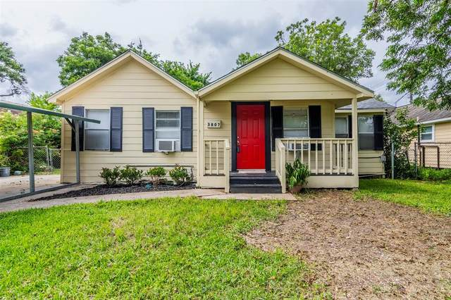 3807 Brill Street, Houston, TX 77026 (MLS #63167088) :: My BCS Home Real Estate Group