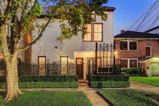 1410 Rosedale Street, Houston, TX 77004 (MLS #63167623) :: Green Residential