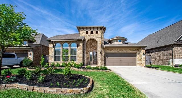 18627 Rend Lake Lane, Cypress, TX 77429 (MLS #6316815) :: The Sansone Group