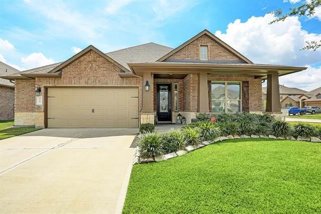 1227 Hidden Grove Lane, Rosenberg, TX 77471 (MLS #63177671) :: The Bly Team