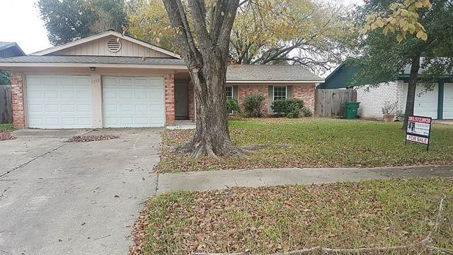 1202 W Flamingo Drive, Seabrook, TX 77586 (MLS #63186787) :: The SOLD by George Team