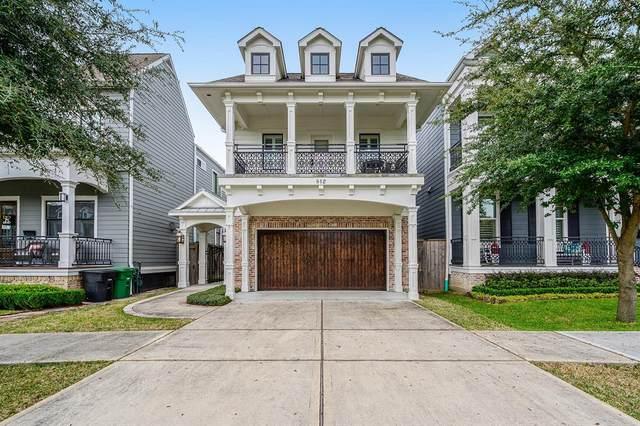 812 Ashland Street, Houston, TX 77007 (MLS #63187318) :: Keller Williams Realty