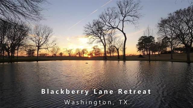 770 Blackberry Lane, Washington, TX 77880 (MLS #63191347) :: Lisa Marie Group | RE/MAX Grand