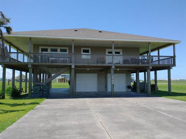 3706 Mitote Drive, Galveston, TX 77554 (MLS #63194863) :: My BCS Home Real Estate Group