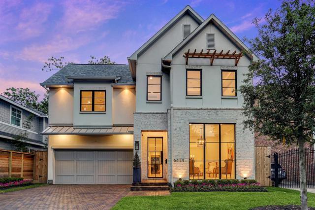 6414 Mercer Street, West University Place, TX 77005 (MLS #63197011) :: Keller Williams Realty