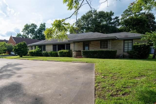 408 W Bluff Street, Woodville, TX 75979 (MLS #63204554) :: The Freund Group