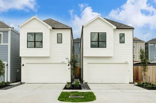 2104 Lou Ellen Lane A, Houston, TX 77018 (MLS #63229304) :: Giorgi Real Estate Group