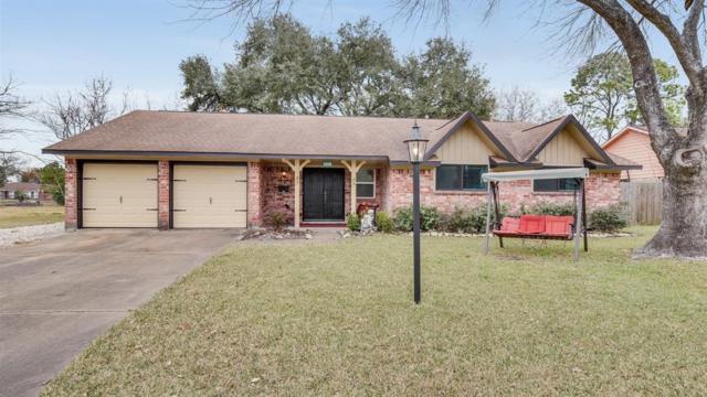 5309 Leggett Lane, Pearland, TX 77584 (MLS #63231741) :: Giorgi Real Estate Group