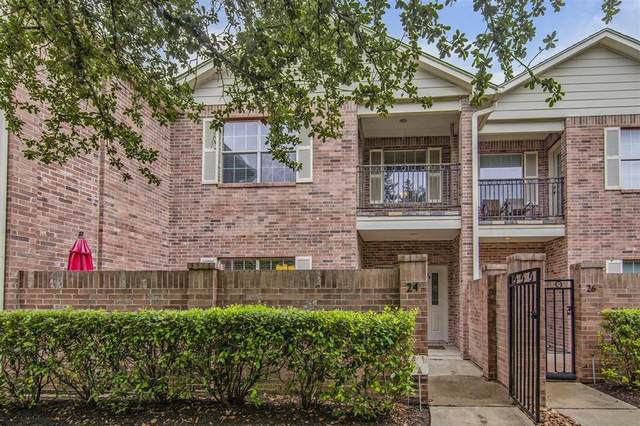 2865 Westhollow Drive #24, Houston, TX 77082 (MLS #6323314) :: Connect Realty