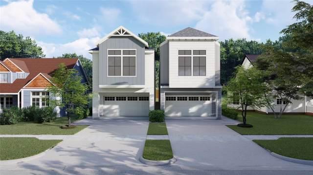 706 Olive Street A, Houston, TX 77007 (MLS #63239390) :: Green Residential
