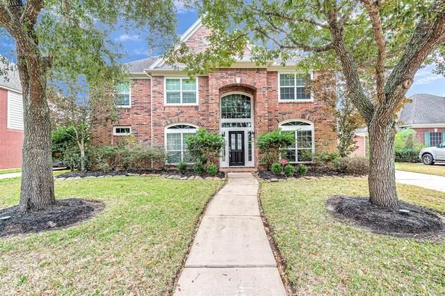 22011 Sage Mountain Lane, Katy, TX 77450 (MLS #63243573) :: The Home Branch