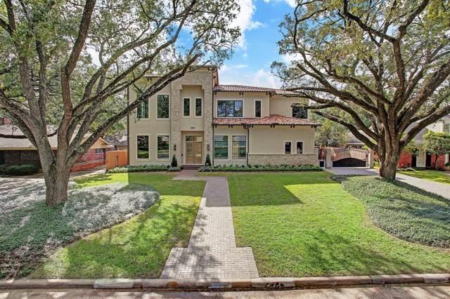 5657 Bayou Glen Road, Houston, TX 77056 (MLS #63252140) :: Giorgi Real Estate Group