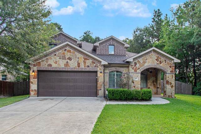 808 Wiley Drive, Magnolia, TX 77354 (MLS #63263011) :: The Freund Group