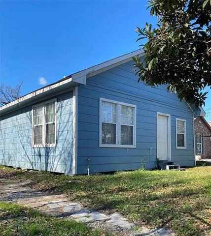 409 N Stiles Street, Houston, TX 77011 (MLS #63267551) :: Lerner Realty Solutions