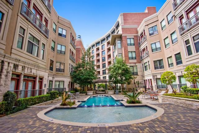 1901 Post Oak Boulevard #1609, Houston, TX 77056 (MLS #63275602) :: Texas Home Shop Realty