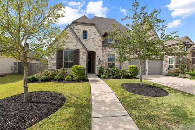 20819 Bighorn Valley Lane, Richmond, TX 77407 (MLS #63279041) :: Homemax Properties