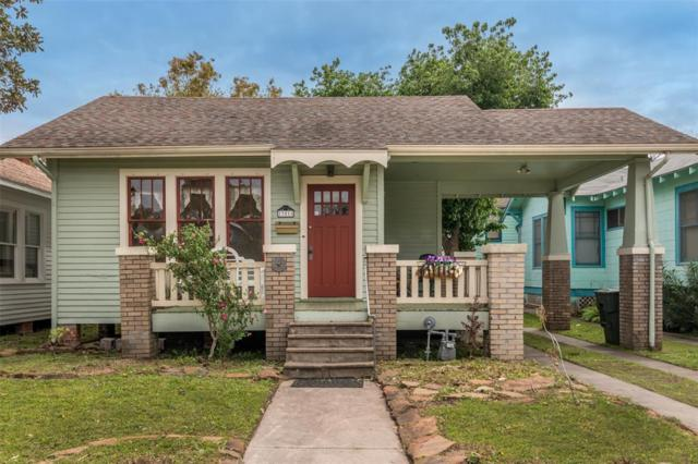 3811 Avenue O 1/2 Avenue, Galveston, TX 77550 (MLS #63298180) :: REMAX Space Center - The Bly Team