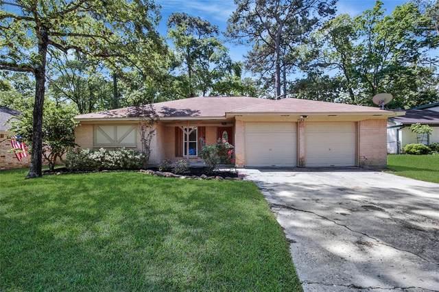 3423 Dawnwood Drive, Spring, TX 77380 (MLS #63298876) :: Keller Williams Realty