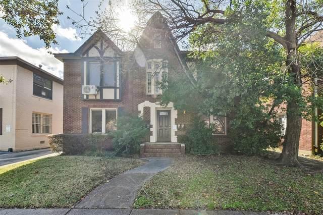 907 W Gray Street, Houston, TX 77019 (MLS #63302689) :: My BCS Home Real Estate Group