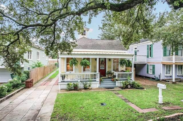 3529 Avenue O 1/2, Galveston, TX 77550 (MLS #63305225) :: Christy Buck Team