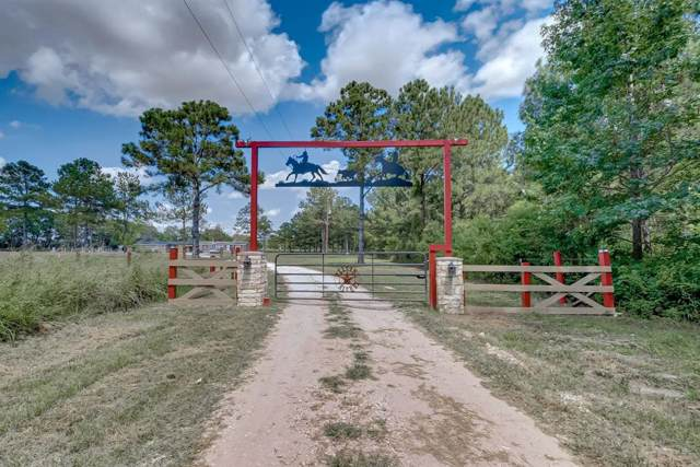 635 County Road 601, Dayton, TX 77535 (MLS #63307050) :: The Bly Team